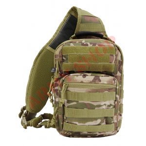 Kuprinė BRANDIT US Cooper EveryDayCarry Sling, TACTICAL CAMO