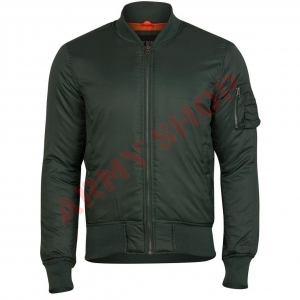 SURPLUS striukė BASIC BOMBER JACKET, OLIV