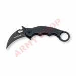 Fox Black Karambit peilis