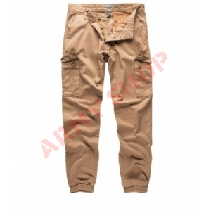 "SURPLUS ""BAD BOYS PANTS"" kelnės, BEIGE"