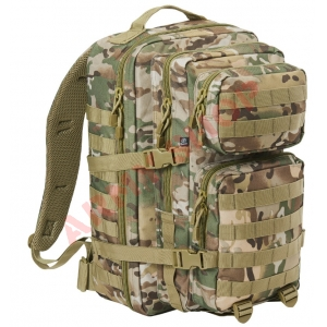 BRANDIT US Cooper Medium kuprinė, TACTICAL CAMO