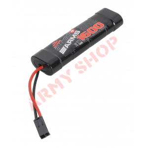 Baterija SWISS ARMS High Perf. NI-MH mini type 9,6V 1600mAh