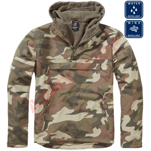 BRANDIT striukė Windbreaker, LIGHT WOODLAND