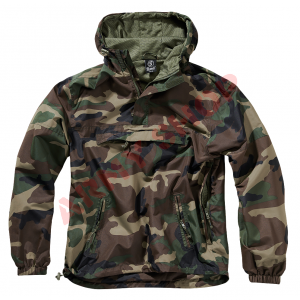 BRANDIT Summer Windbreaker striukė, WOODLAND