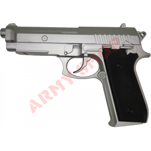 6 mm CYBERGUN PT92 CO2 Silver