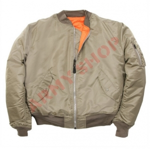 ALPHA INDUSTRIES MA-1 piloto striukė