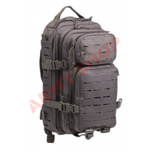 "Kuprinė MIL-TEC ASSAULT I ""LASER"" 30ltr, URBAN GREY"