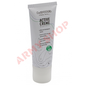 LOWA ACTIVE CREAM batų kremas, NEUTRAL